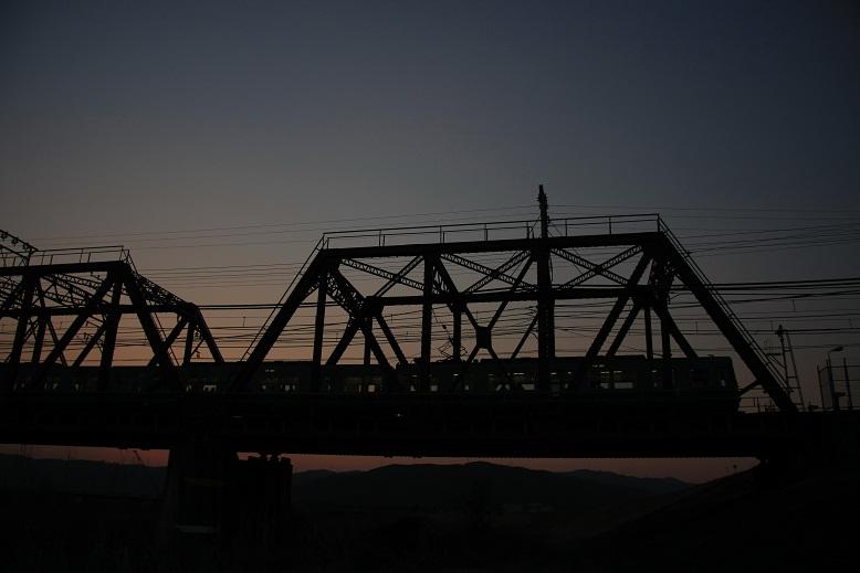 木津川鉄橋