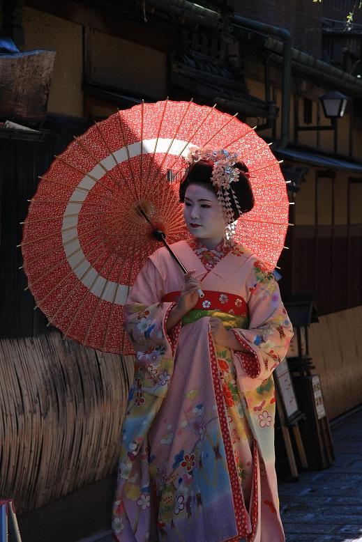 京都祇園にて、3