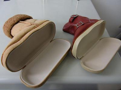 ブーツケースオープン