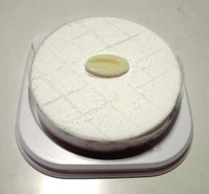 天使のレアチーズケーキ