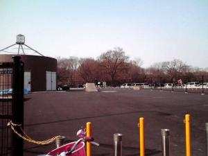 大泉緑地 2012 スケート広場