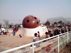 大泉緑地 2012 冒険ランド(かたつむりさん)