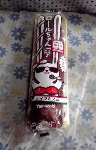 ロールちゃん ティラミス味(パッケージ)
