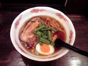 綿麺 フライデーナイト Part16 (11/11/25) 中華そば