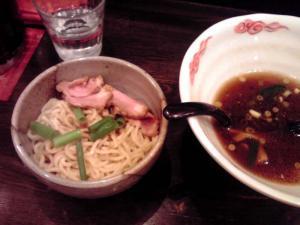 綿麺 フライデーナイト Part16 (11/11/25) 中華そば(替え玉)