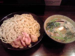綿麺 フライデーナイト Part21 (12/3/23) 麺屋彩々の味噌と綿麺の濃厚豚骨が出会ったつけ麺