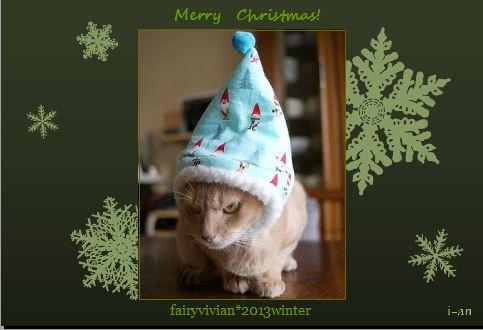 2013クリスマスカード3