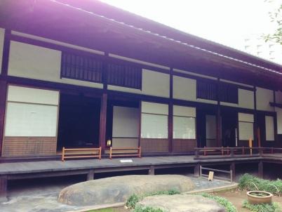 旧岩崎邸和館1