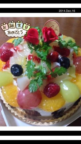 2014  バースデーケーキ
