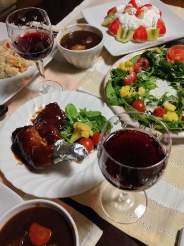 2014 x'mas dinner