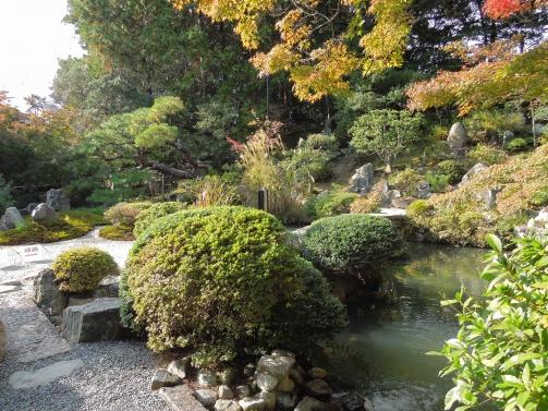 金戎光明寺庭園1