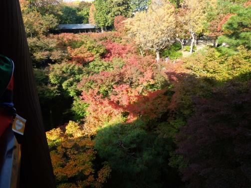 通天橋からの眺め2