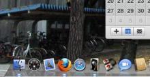 Macなど、デジタルガジェットとか-Dock