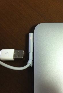 Macなど、デジタルガジェットとか-MagSafe2