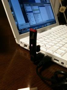 Macなど、デジタルガジェットとか-400-HS017充電中
