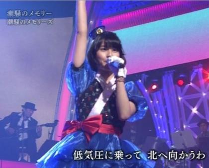 NHK紅白 潮騒のメモリー