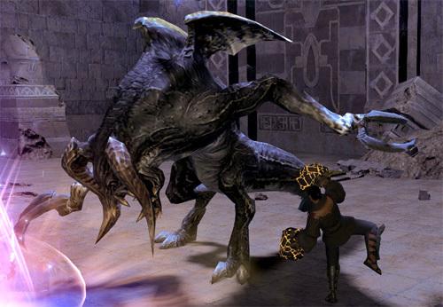 対テラトタウルス