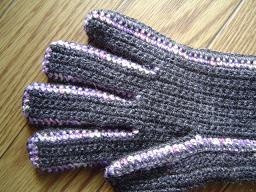 crochet glove4