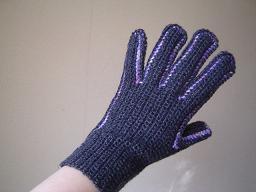 crochet glove7