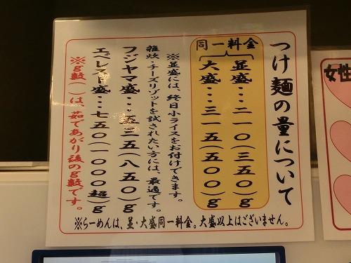 s-フジヤマ麺の量CIMG6111