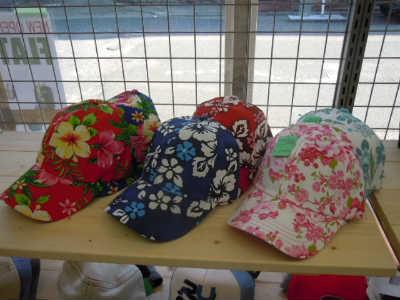 flowerprintcap 001