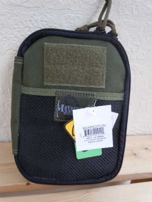 MAXPEDITION Fatty Pocket Organizer 0261 G (1)