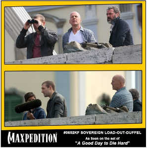 Maxpedition A Good Day to Die Hard
