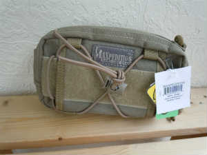 MAXPEDITION JANUS EXTENSION POCKET 8001 KHAKI (1)