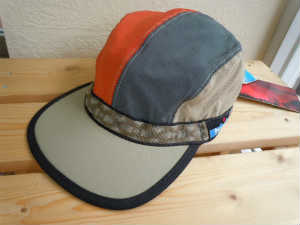 KAVU Synthetic Strapcap ugly
