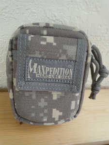 MAXPEDITION(マックスペディション) BARNACLE POUCH 2301 DFC (1)