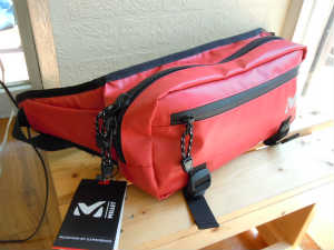 MILLET ADVENTURE HIP BAG Ⅳ MIS0298 (1)