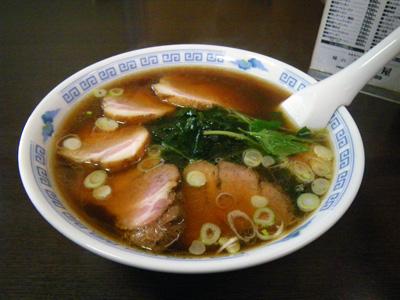 深川屋ちゃーしゅー麺