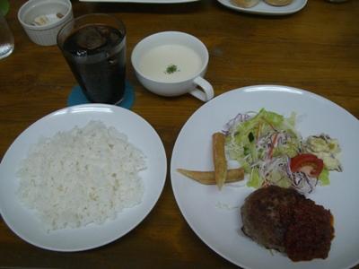 2010.7.7 かーちゃんの食事