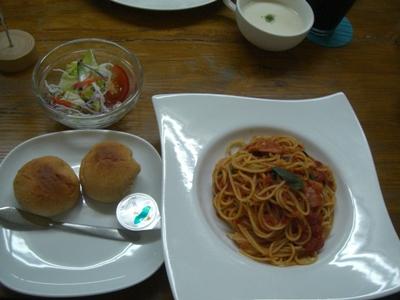 2010.7.7 とうちゃんの食事