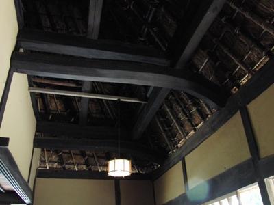 2010.7.10 茅葺屋根
