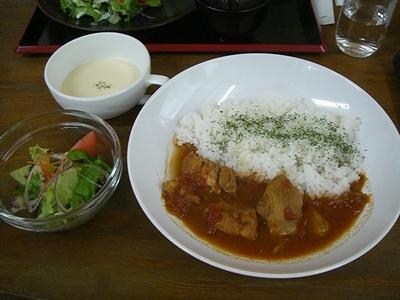 2010.8.14 2カーちゃんのランチ