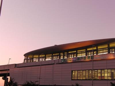 2010  沖縄 神戸空港から
