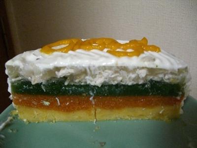 2010 10 5 ケーキの断面