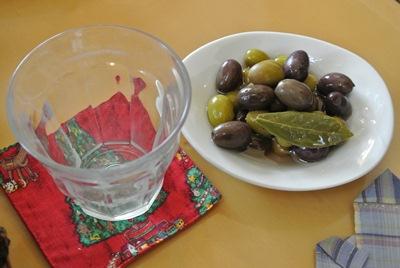 2011.12.23 オリーブ&ワイン