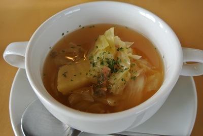 2012.1.4 ランチのスープ
