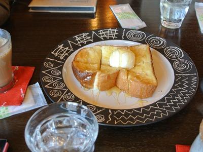 3.20 ハニートースト