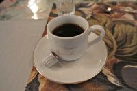 7.15 夕食コーヒー