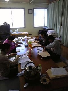 作業風景-20111217