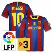バルセロナ10-11ホームユニフォーム2009CWC