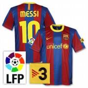 バルセロナ10-11ホームユニフォーム