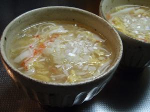 20110727卵スープ