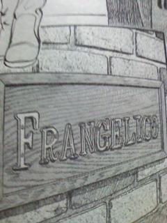 FRANGELICO漫画