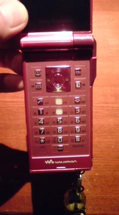 長岡の携帯