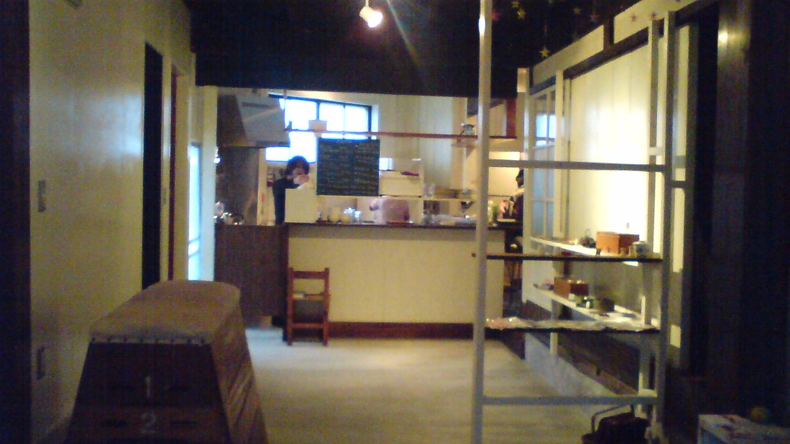 ドマカフェ入口