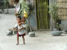 フリー・ザ・チルドレン・ジャパン-アイタ族の子ども